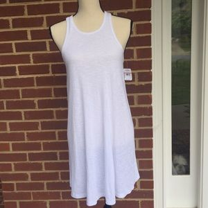 NWT free people tank dress
